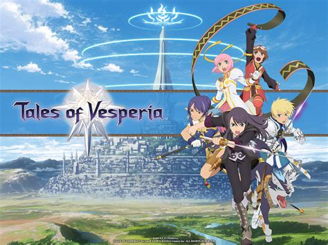 Anime Wallpaper Tale - tales of vesperia wallpapers wallpaper cave