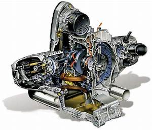 Bmw Motorcycle Engine Illustrations With Cutaways To Show