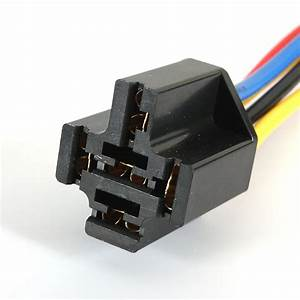 5 30a Amp Relay  U0026 Socket For Car Truck Auto Control