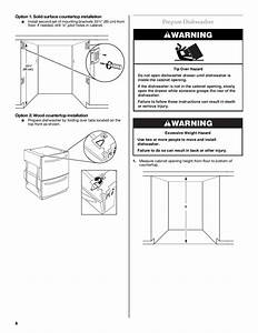 Pdf Manual For Kitchenaid Dishwasher Kudd03dtss