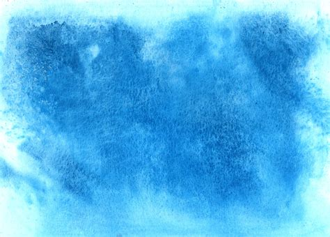 4 Blue Watercolor Texture (JPG) Vol 3 OnlyGFX com