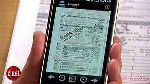 scan documents with your android phone youtube With documents on my phone