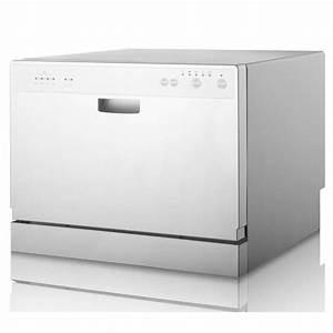 Petit Lave Vaisselle 6 Couverts : oceanic lvc655aw lave vaisselle 6 couverts achat vente lave vaisselle cdiscount ~ Farleysfitness.com Idées de Décoration