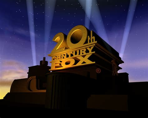20th Century Fox Logo Remake (fox Interactive) By