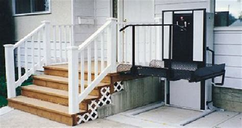 flexibility of wheelchair lifts homes design
