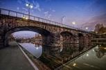 Alte Brücke, Saarbrücken, Germany - SpottingHistory.com