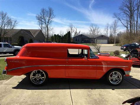 1956 Chevrolet Sedan Delivery For Sale Classiccarscom
