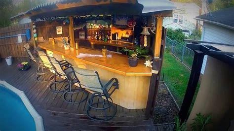 backyard saloon backyard bar the broken oar