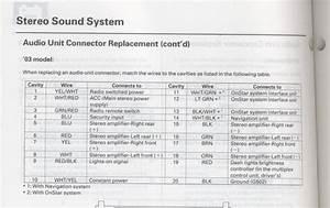 2004 Acura Tl Wiring Diagram