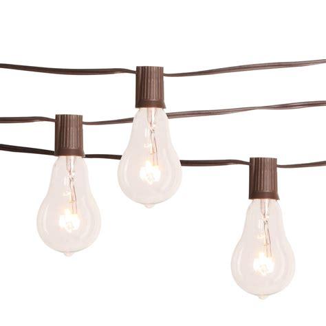 home depot edison lights the home depot edison bulb string lights the home depot