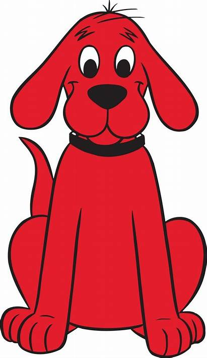 Clifford Dog Cartoon Season Remler Things Giant