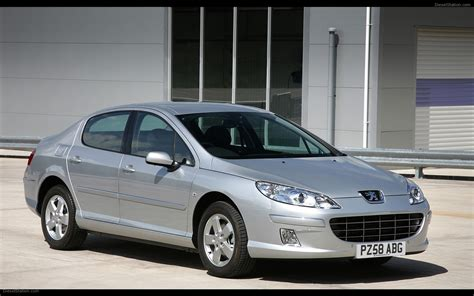 The New 2009 Peugeot 407 Widescreen Exotic Car Photo 11