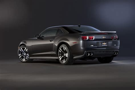 2018 Chevrolet Camaro Zl1 Carbon Concept News And