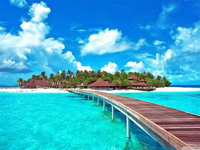 Caribbean Desktop Sea Andres Island San Coral
