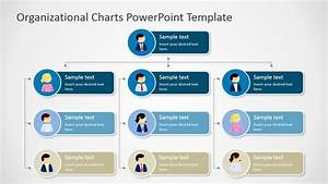 Organizational charts powerpoint template slidemodel for Power point org chart template