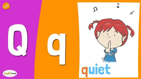 How To Pronounce The Letter Q