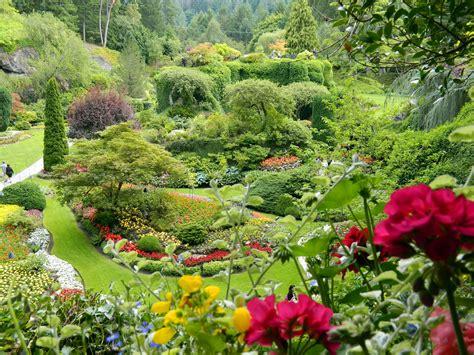 pictures of butchart gardens dancing cross the country butchart gardens part ii