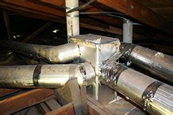 home air conditioner furnace air duct testing air duct