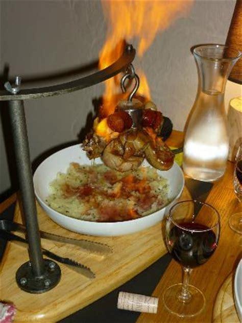 potence cuisine la potence rognons autres viandes et crustacés aux choix