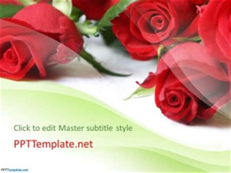 rose flowers  template