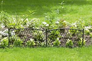 Bordure De Jardin Metal : bordure de jardin classic metal border jardi aisne ~ Dailycaller-alerts.com Idées de Décoration