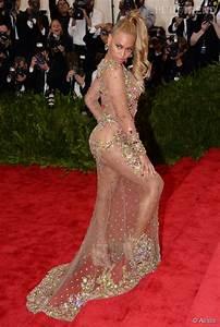 met ball 2015 les apparitions les plus sexy de l With nu sous sa robe