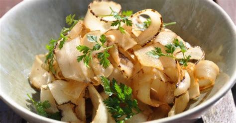 cuisiner salsifis trois recettes de salsifis recette par stéphane décotterd