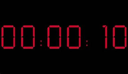 Timer Digital Clocks Clock Seconds Second Worse