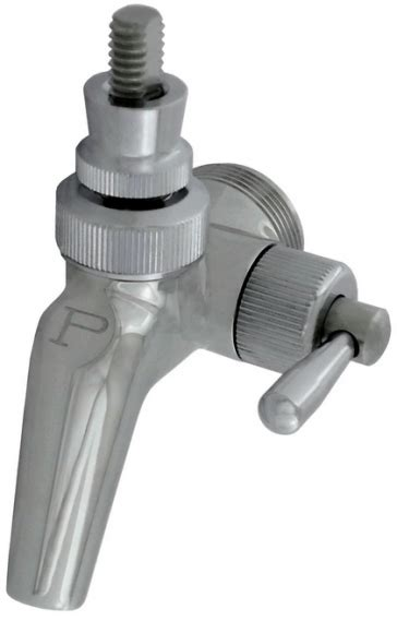 perlick flow faucet 650ss wine hobby store view