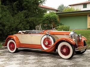 1929 Packard Custom Eight Roadster | 1920s American Rides ...