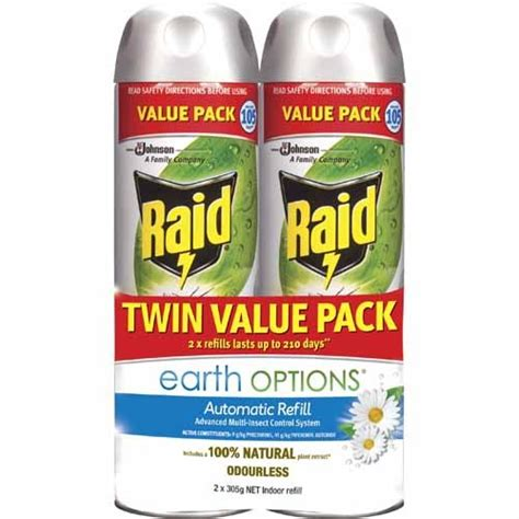 raid multi insect system refill household