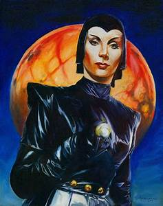 Devil Girl From Mars Movie - Pics about space