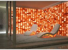 Salis salt room for Spas by ISO Benessere