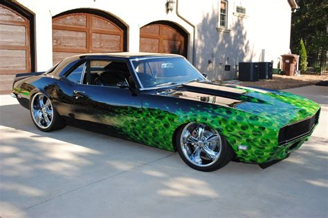 american muscle cars 1968 custom chevrolet 187 usa