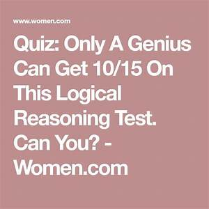 Best 25  Reasoning Test Ideas On Pinterest