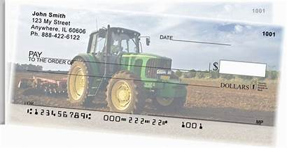 Tractors Checks Side Tractor Classic Tear Personal