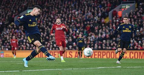 Arsenal forward 'could be a transfer target for Liverpool ...