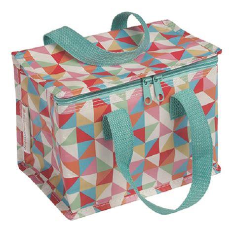 chaise haute de cuisine pas cher sac repas géométrique isotherme lunch bag 25632 rex