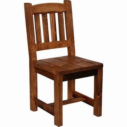 Chair Wooden Wood Furniture Chairs Traditional Brown