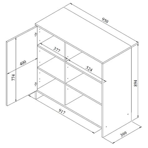dimension de meuble de cuisine site de decoration