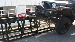 Jeep Wrangler Sway Bar Disconnect Vs Ramp Hd