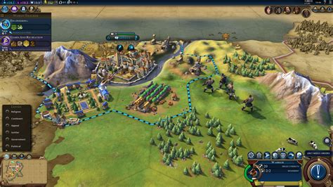How Civilization 6 runs on a laptop with integrated ...