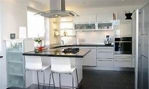 Küchen L Form Mit Theke : wei e k che mit theke heim pinterest ~ Bigdaddyawards.com Haus und Dekorationen