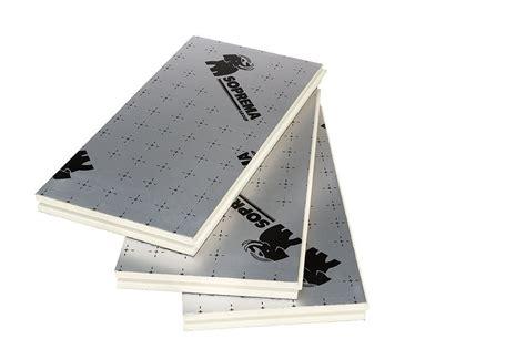 isolant exterieur polyuréthane 6 panneaux isolants polyur 233 thane alu sol mur 120x60 cm