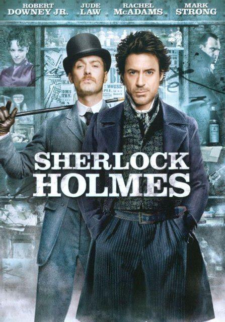 holmes sherlock 2009 dvd