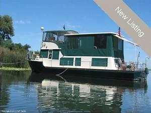 Gran Mariner Yachts 43 Coastal Cruiser Trawler In Florida