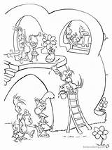 Seuss Coloring Ham Dr Eggs Pages Busy Working Printable Bettercoloring sketch template