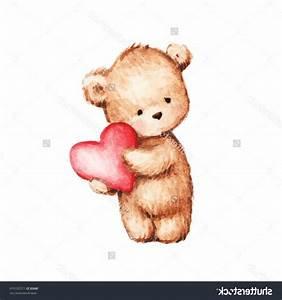 Cute Teddy Bear Face Sketches How To Draw A Cute Teddy ...