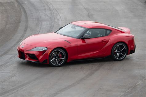 toyota gr supra review  true everyday sports car