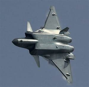 China's New J-20 Stealth Fighter Makes Its Public Debut ...
